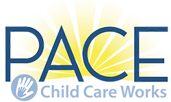 Pace Child Care Works Logo