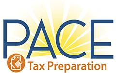 Pace Tax Preparation Logo